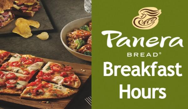 Panera Breakfast Hours