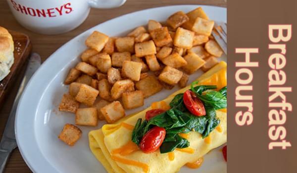 Shoney's Breakfast Hours