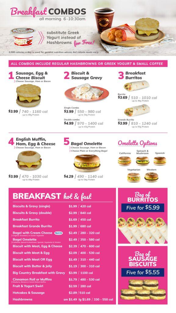 Braum's Breakfast Hours